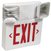 Emergency exit combo installation